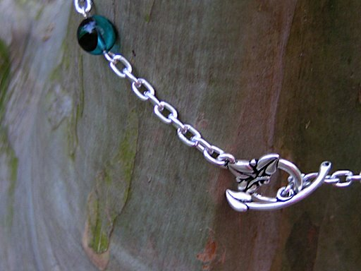 Swooping Swallow, Custom Clasp